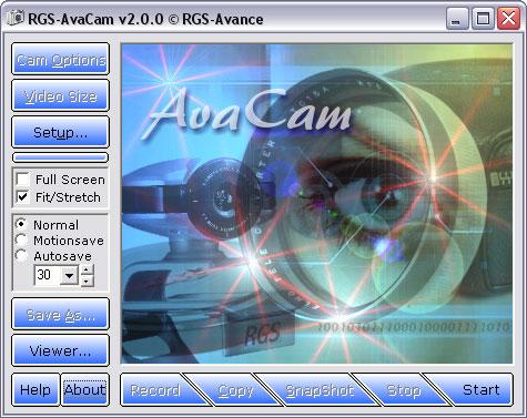 โปรแกรมเพิ่มประสิทธิภาพให้ web camera