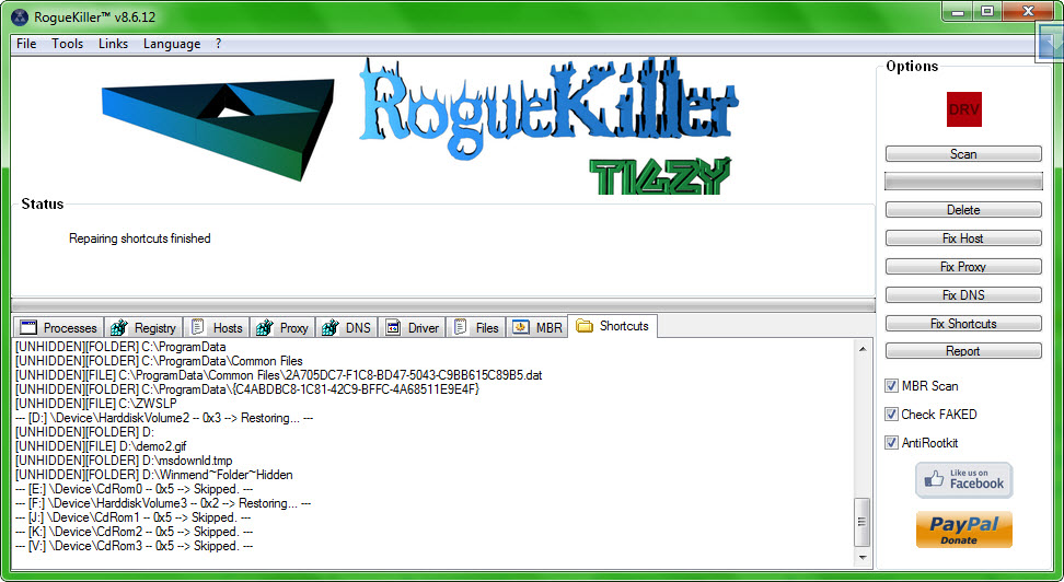 RogueKiller 8.6.12