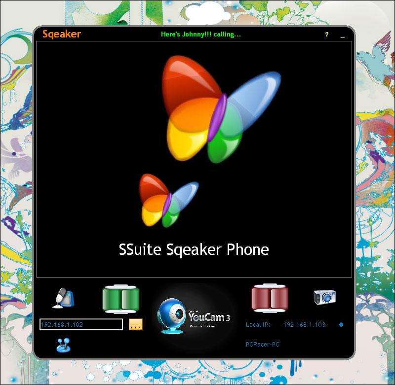 SSuite Sqeaker Phone 1.2.1