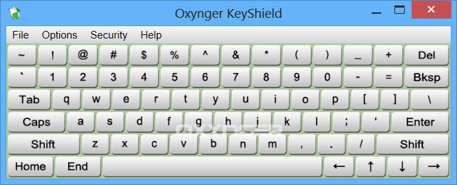 Oxynger KeyShield 1.1