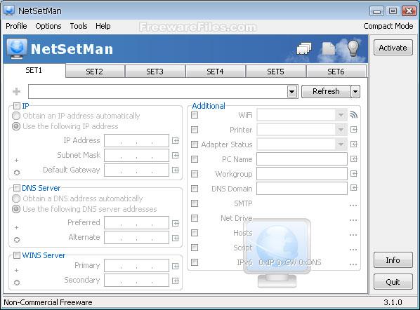 NetSetMan 3.7