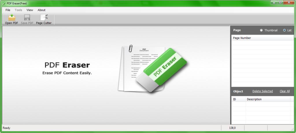 PDF Eraser 1.0.4