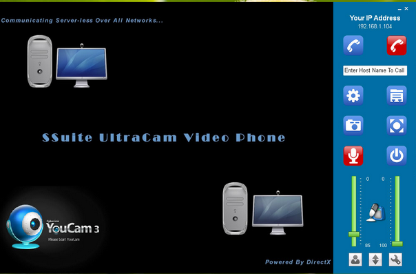 SSuite UltraCam Video Phone 2.01