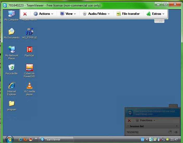 TeamViewer 7.0