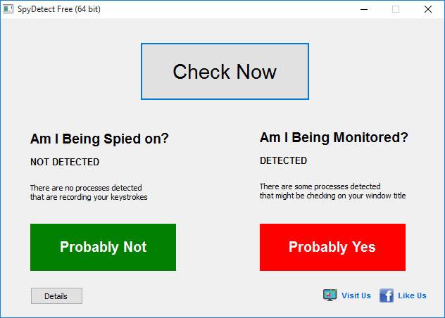 SpyDetect Free 1.0